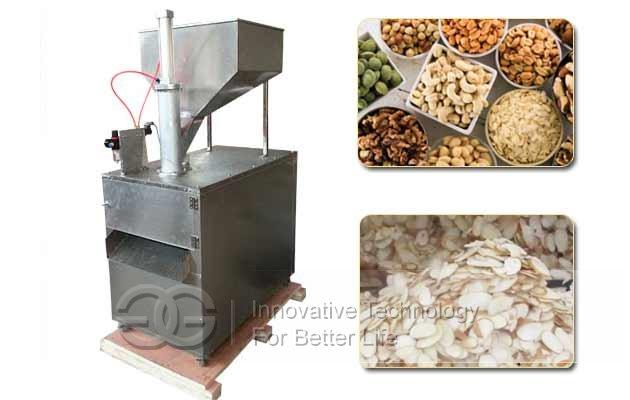 almond peanut slice cutter price