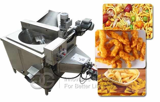 kurkure frying machine manufacturer