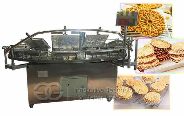 pizzelle baking machine