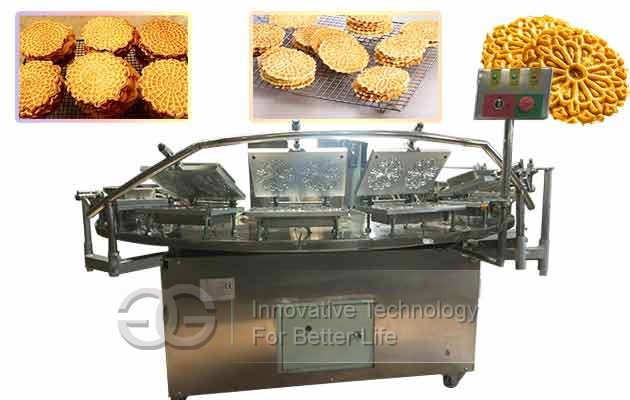 pizzelle making machine