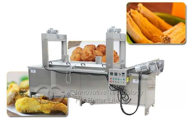 chicken tameles fryer machine price