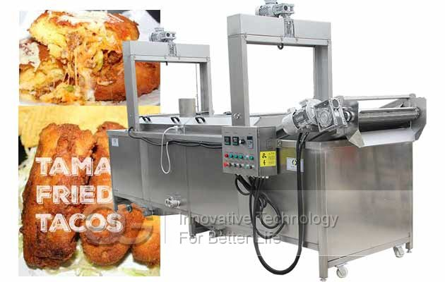 fried tameles machine for sale