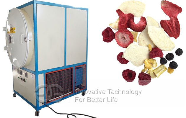 carrot freeze dryer machine