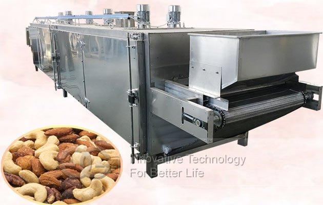 nut roaster machine