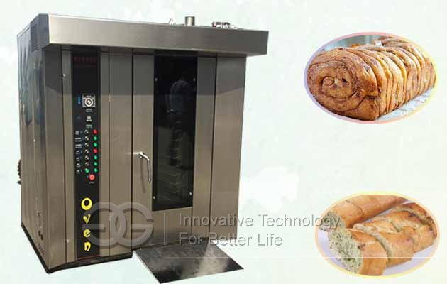 meat baking oven machine