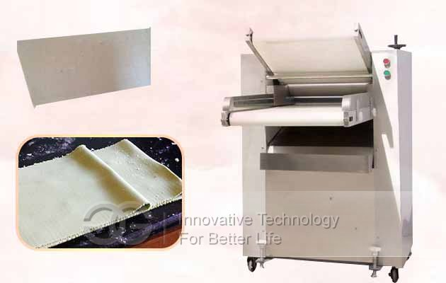 commercial dough press machine