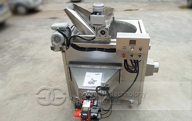 indian snacks frying machine price