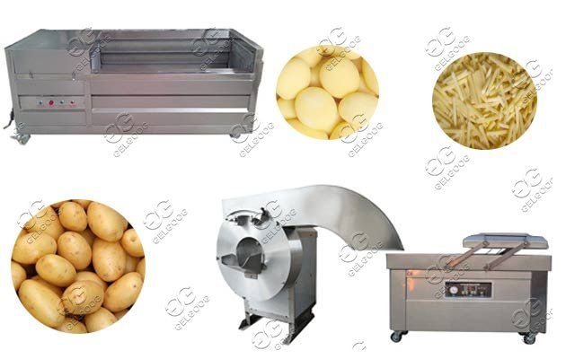 potato processing machine for sale