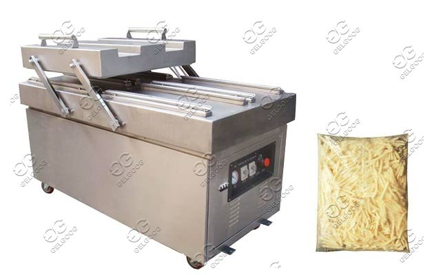 potato vacuum packaging machine