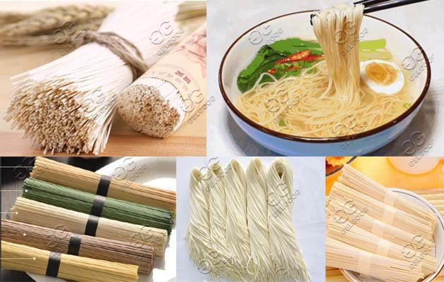 fresh noodles making machine price