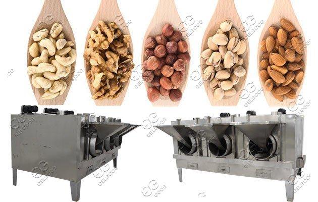 drum baking machine