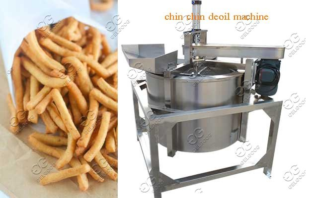 chin chin making machine