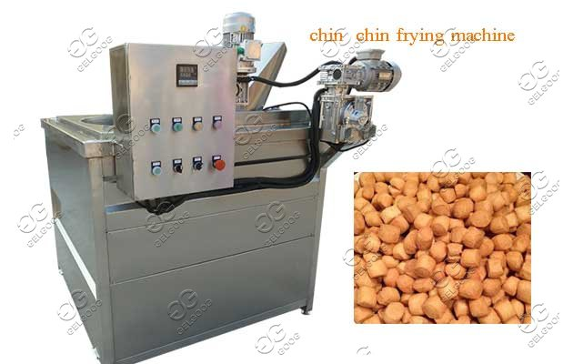 chin chin frying machine