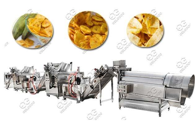 plantain chips making machine price