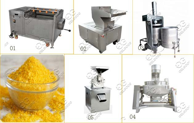 cassava garri making machine