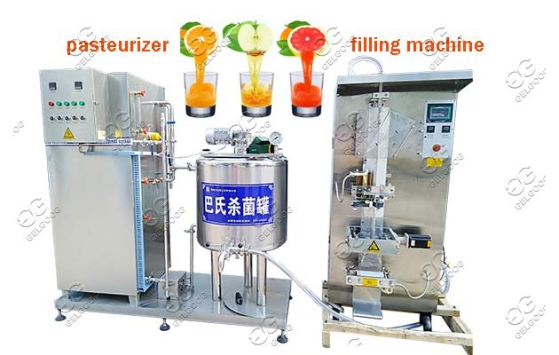 juice pasteurizer machine price