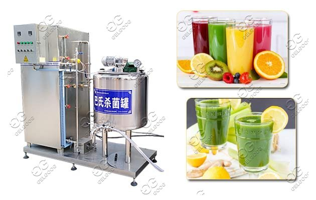 milk sterilizer machine manufacturer