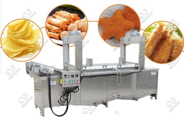 industrial fryer for chicken