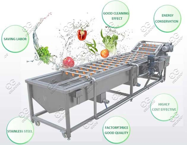 fruit vegetable washing machine price