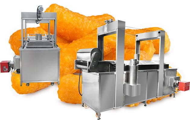 cheese stick frying machine