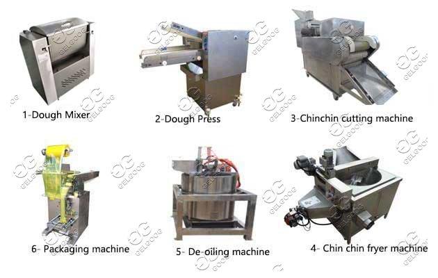 chin chin making machines