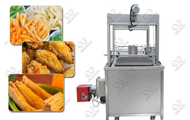 fried pork rinds machine