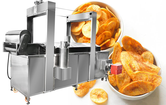chips frying machine price
