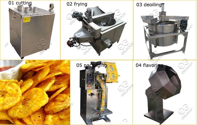 plantain chips making machine price