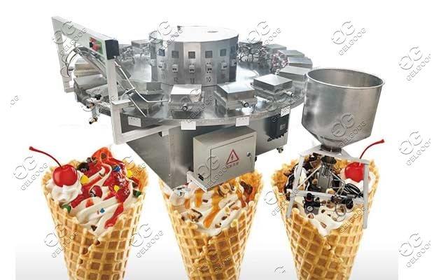 waffle cone machine cost
