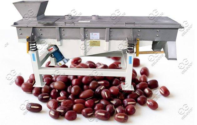 bean linear screen machine