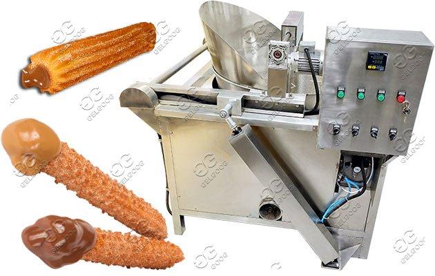 snack food fryer machine