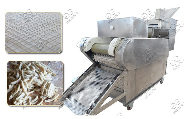 chin chin mixer cutter machine