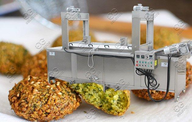 commercial fryer machine