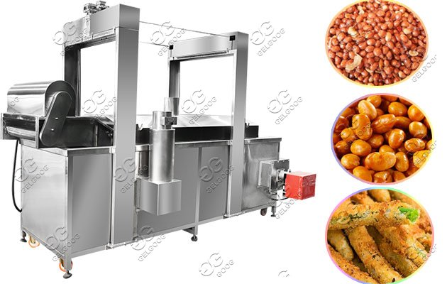 commercial electric fryer machine