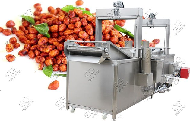 frying peanuts machine for sale