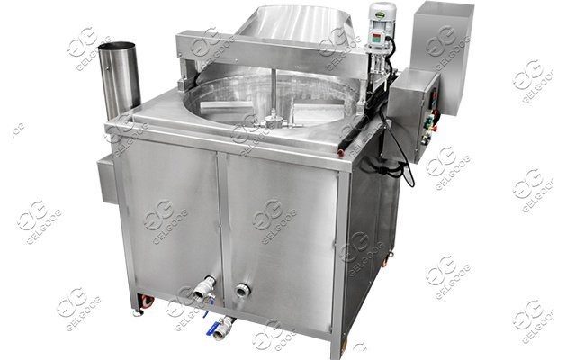 automatic slanty frying machine manufacturers