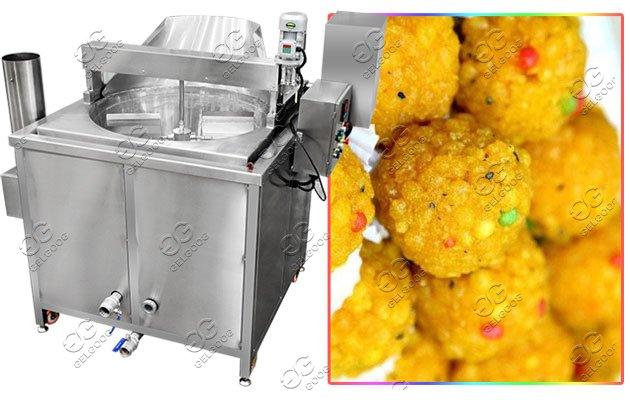 indian snacks frying machine price