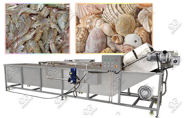 shrimp washing machine for sale