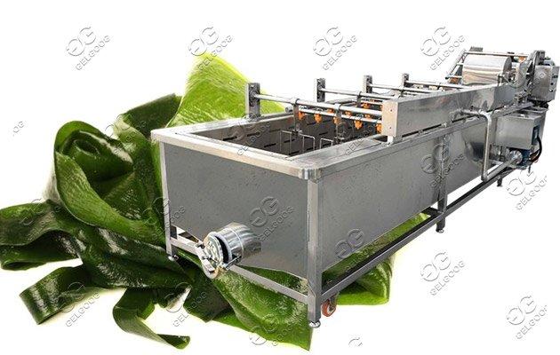 seaweed cleaning machine