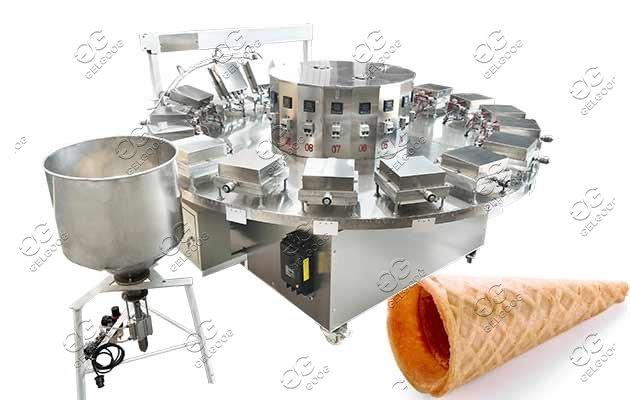 cone baking machine supplier