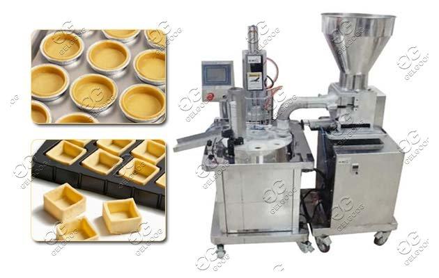 commercial tart shells maker manufacturer