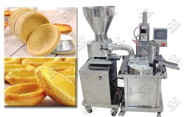tart shells machine price