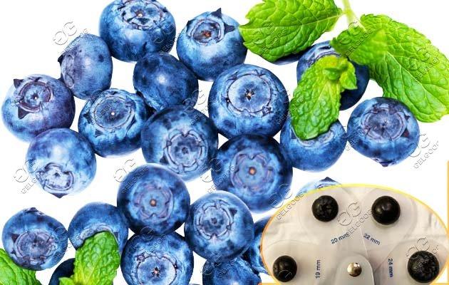blueberry washing machine