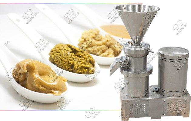 nut butter grinder machine
