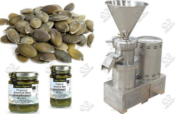 pumskin seeds butter making machine
