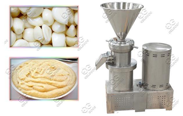 garlic paste grinder machine