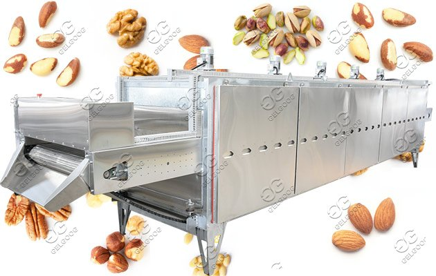 seed roasting machine price