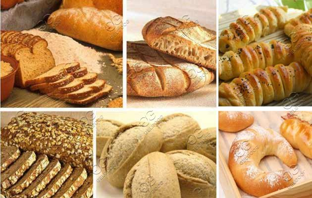 commercial bread baking oven price