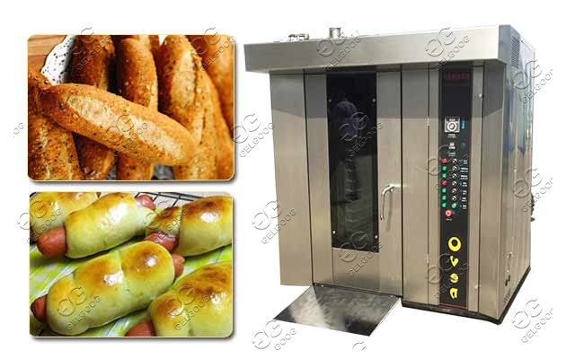 bread bakery oven cost