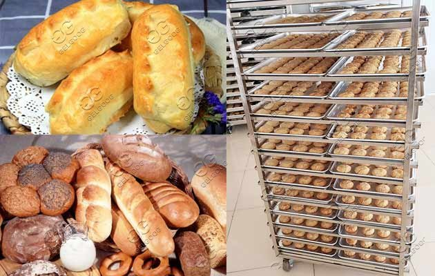 rotarty baking oven supplier